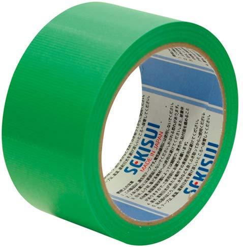 セキスイ 養生テープ スパットライトテープ #733 みどり 50mm×25m 90巻