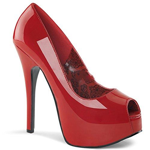 Bordello ,  Scarpe col tacco donna Rosso rosso