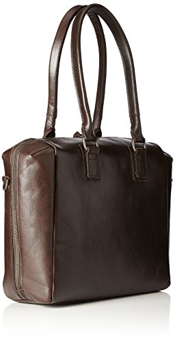 Royal Republiq Damen Countess Umhängetasche, Braun (Brown), 13x25x34 cm