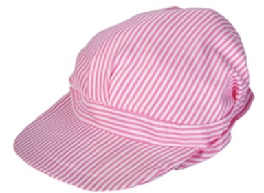 UPC 097138774293, Pink Engineer Hats - Girls Train Conductor Hats pack of 12
