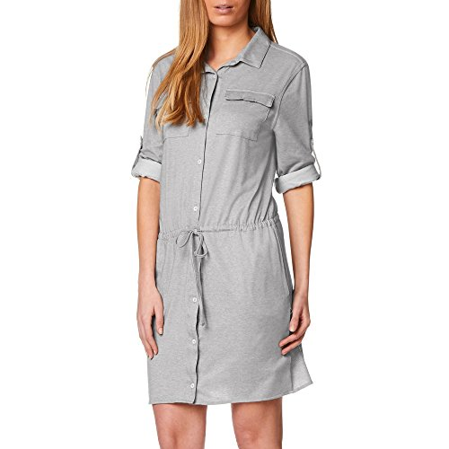 DAKU Craghoppers GREY NOSILIFE DRESS DRESS WOMENS SOFT MARL Craghoppers DAKU UK8 SOFT NOSILIFE WOMENS qXXa846