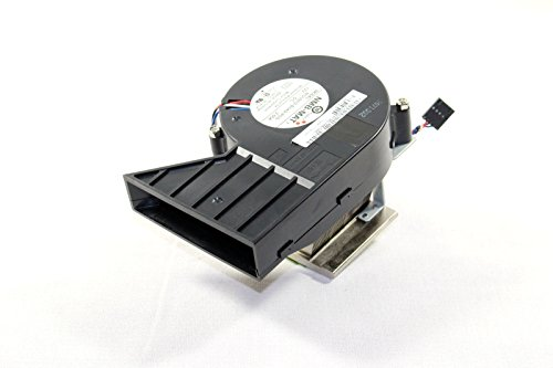 Genuine Dell CPU FAN and Heatsink For Optiplex GX280 Small Desktop Compatible Part Numbers: T5098, T2607, ND186 Model Numbers: BG0903-B049-POS, ()