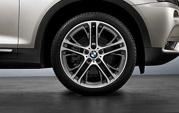 Original BMW X4 F26 Verano Completo juego de ruedas M Doble radios 310 bicolor 20