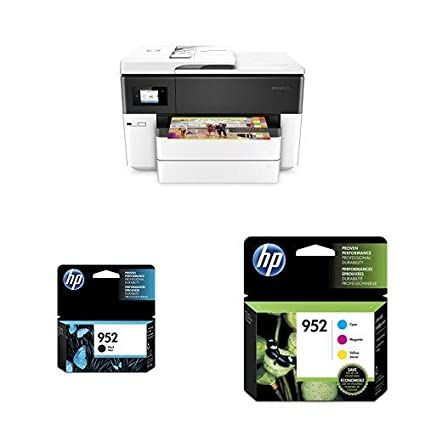 HP OfficeJet Pro 7740 Wide Format All-in-One Printer with Wireless & Mobile  Printing, HP Instant Ink & Amazon Dash Replenishment ready (G5J38A) with