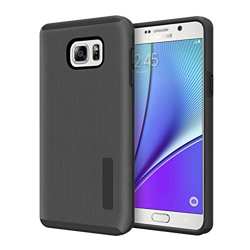 Samsung Galaxy Note 5 Case, Sleek, Stylish Design with Wraparound Colors [Easy Install and Remove] Strong Grip, Raised and Beveled Bezels for Extra Protection (Flip 4 Note Case Spigen)