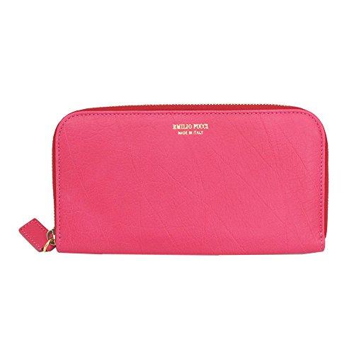 emilio-pucci-pink-leather-long-wallet-55sm10-zip-around