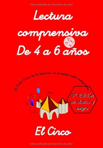 EL CIRCO - Lectura Comprensiva - De 4 a 6 años.: Lecto-escritura ...