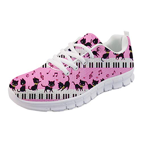 Cat Coloranimal With Coloranimalk Donna Piano h849aq4 Casual Music 4 4vqT4