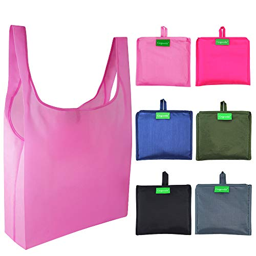 Reusable Shopping Merchandise Foldable Attached