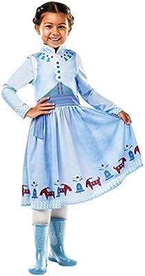 9e47df650bca Rubie s Official Disney Frozen Anna Costume - Olaf s Frozen ...