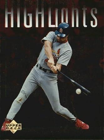 Amazoncom 1997 Upper Deck Baseball Card 316 John Mabry Near Mint