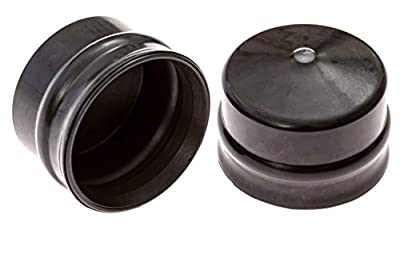 2-Pack Axle Cap - Compatible with Husqvarna, Weed Eater, Poulan, Sears, Crafstman, Ryobi and Roper - For Lawn Mower, Lawn Tractor and Snow Blower Use - Compare to 532104757