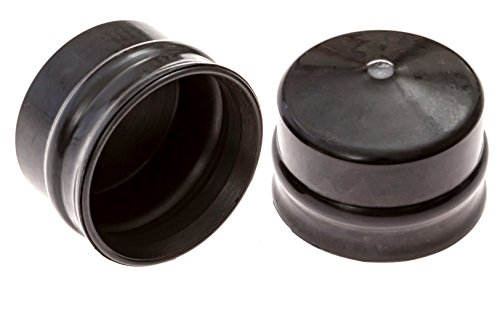 (Impresa Products 2-Pack Axle Cap - Compatible with Husqvarna, Weed Eater, Poulan, Sears, Crafstman, Ryobi and Roper - for Lawn Mower, Lawn Tractor and Snow Blower Use - Compare to 532104757)