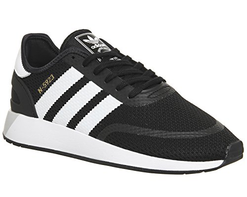 adidas Herren Iniki Runner CLS Sneaker Schwarz (Core Black/ftwr White/grey One F17)