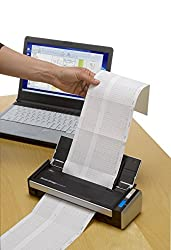 Fujitsu Scansnap S1300i Compact Color Duplex Document Scanner For Mac & Pc 5