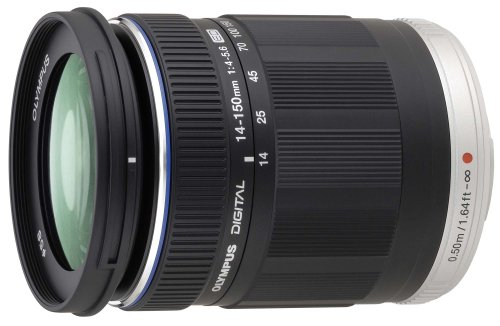 Olympus ED 14-150mm f/4.0-5.6 micro Four Thirds Lens for Oly