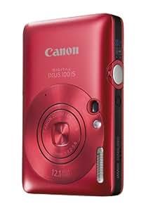 Canon Digital IXUS 100 IS - Cámara Digital Compacta 12.1 MP