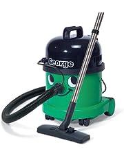 Numatic GVE370-2 George Odkurzacz Urządzenie Wielofunkcyjne, 1200 W, 15 L, Czarny/Zielony