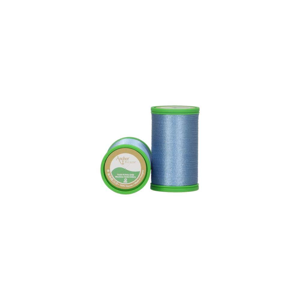 200 m 1008 2,2cm x 2,2cm x 4cm Anchor Alcazar 40 Hilo para m/áquina de Coser 100/% Viscosa