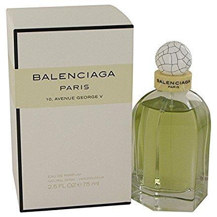 Balenciaga Paris Eau de Parfum Spray for Women, 2.5 Ounce by Balenciaga [Beauty]