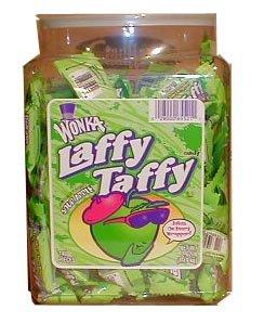 Laffy Taffy Sour Apple 165 Piece Jar (165 Tub Ct)