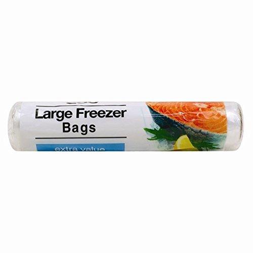 Almacenaje Comida Congelador Fuerte Grande Reutilizable Fresh ...