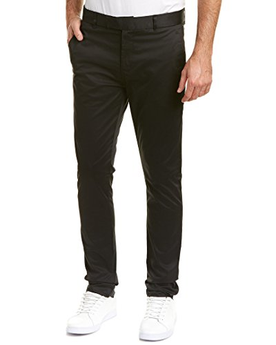 Cotton Sateen Trousers - 1