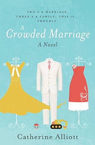 book cover of A Crowded Marriage
