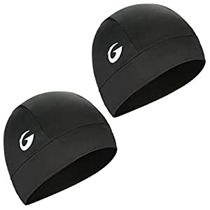 59487962575 Amazon.com  JOEYOUNG Helmet Liner Skull Cap Running Beanie for Men ...