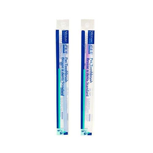 CET Pet Toothbrush (2pcs)