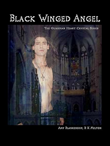 Black Winged Angel: The Guardian Heart Crystal Book 7