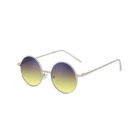 H.ZHOU Gafas graduadas de los Hombres Gafas de Sol de ...