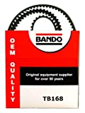 Bando TB168 Precision Engineered Timing Belt