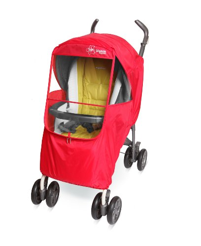 Large Rain Covers For Prams - 3