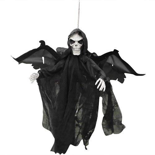 Party Diy Decorations - Creepy Halloween Props Hanging Skull Skeleton Ghost Devil Pendant Party Events Home Bar Ktv Diy - Pumpkin Leg Skeleton Costum Garland Top Teeth Mascara Funny Vampire