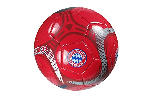 FC Bayern Munich Authentic Official Licensed Soccer Ball Size 5-08-2