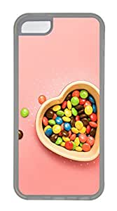 iPhone 5C Cases & Covers - Sweet Candy Custom TPU Soft Case Cover Protector for iPhone 5C - Transparent