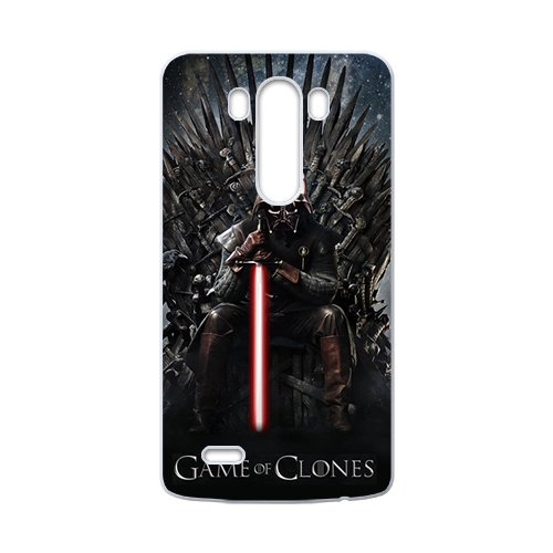 game of thrones star wars Phone Case for LG G3