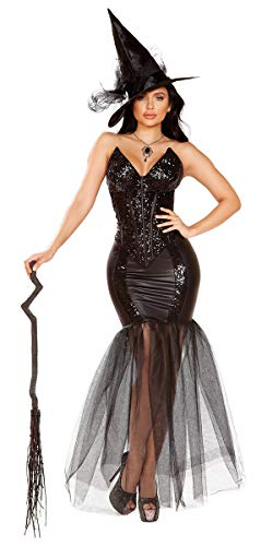 Enchantress Sexy Witch Costumes - Musotica Sexy Sabrina Witch Corset and