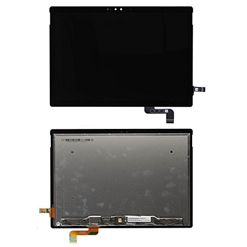 FirstLCD LCD Touch Screen Replacement for Microsoft Surface Book 1703 1704 1705 IPS LED Display Digitizer Panel Assembly 13.5