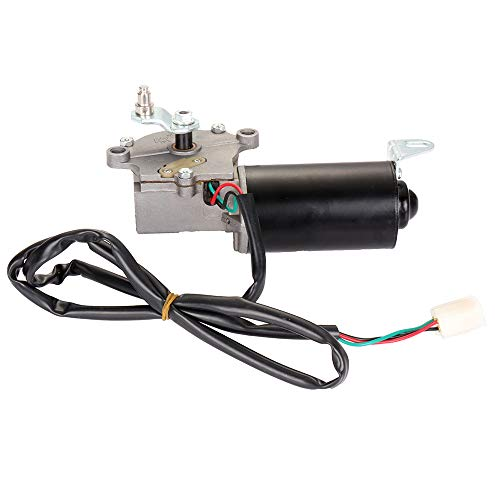 ROADFAR Windshield Wiper Motor Replacement fit for 1976-1982 Jeep CJ5 ()