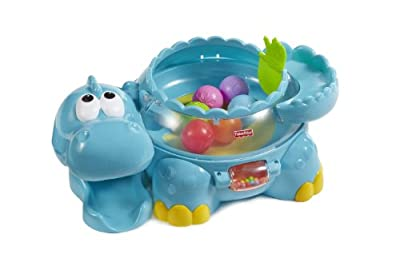 Fisher-Price Go Baby Go Poppity-Pop Musical Dino by Fisher-price