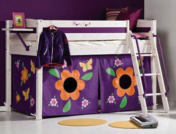 Thuka Trendy 3 Shorty Mid Sleeper Bed