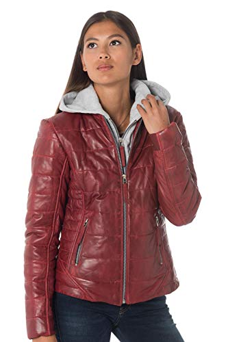 Deercraft Blouson Ruby Ox Red - Rouge - Taille 42