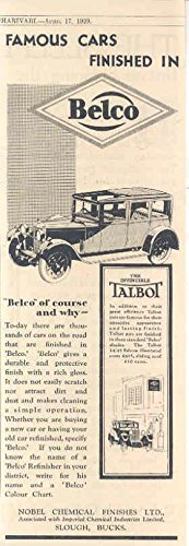 1929-talbot-saloon-belco-paint-ad