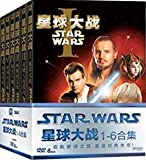 Star Wars Collection 1-6 (Mandarin Chinese Edition)