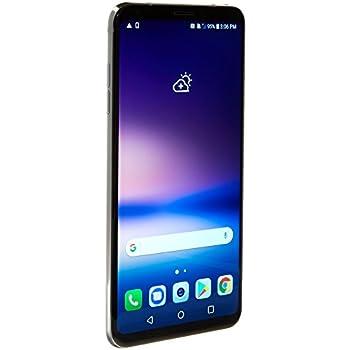 "LG Electronics LGUS998 V30 Factory Unlocked Phone - 64GB, 6"", Silver (U.S. Warranty)"