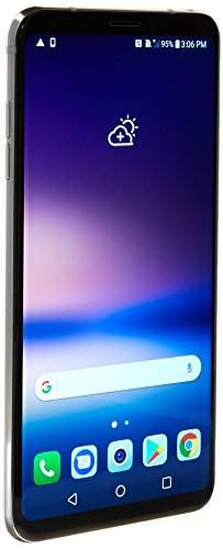 LG Electronics LGUS998 V30 Factory Unlocked Phone – 64GB, 6″, Silver (U.S. Warranty)