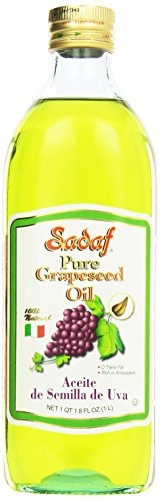 Sadaf, Pure Grapeseed Oil, 1 Liter by Sadaf