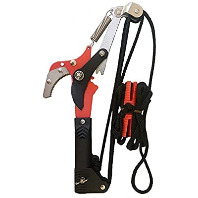 Barnel B553 Compound Gear-Drive Pole Pruner Head : Garden & Outdoor